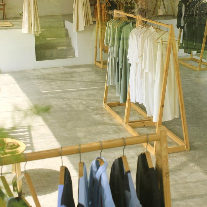 Фото №3 - Бутик модной одежды в Дели