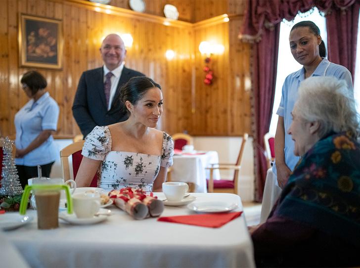 Фото №11 - Герцогиня Меган не прощается с кино (но примеряет новую роль)