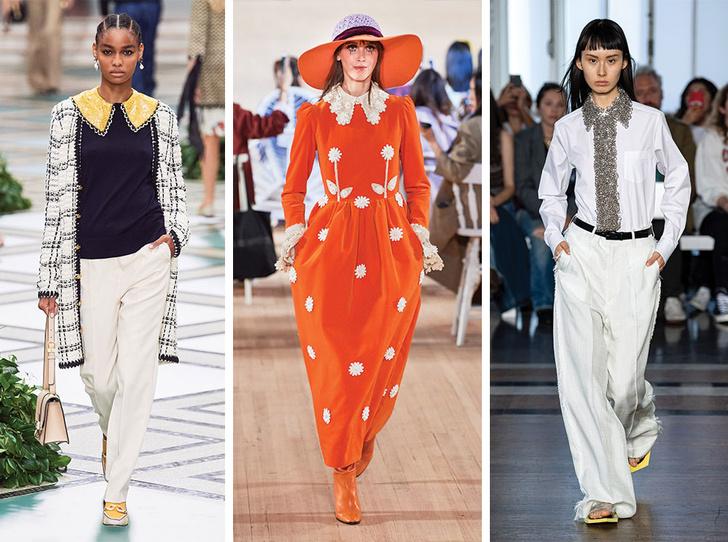 Фото №3 - 10 трендов весны и лета 2020 с Недели моды в Нью-Йорке