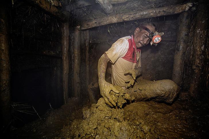 Фото №3 - Остров сокровищ: как на Борнео меняют алмазы на еду