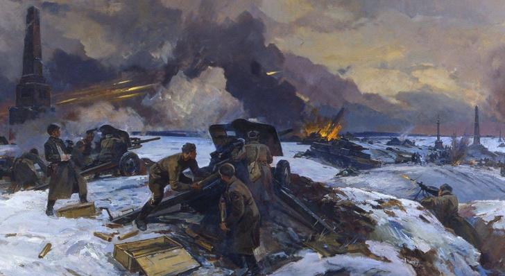 Фото №1 - Танковое Бородино, октябрь 1941 года