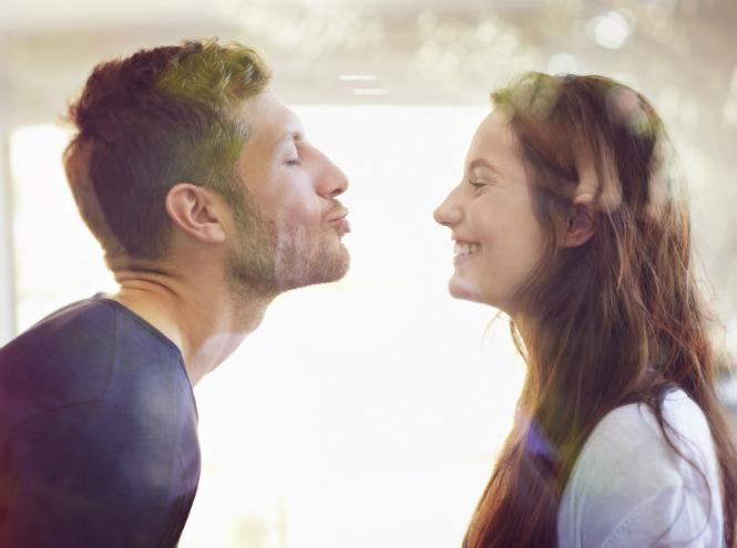 Фото №2 - Интересные факты о французском поцелуе
