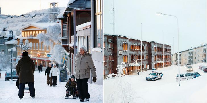 Фото №2 - Рабочий момент: шагающий город