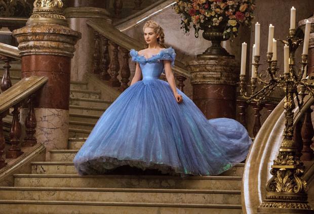 Золушка, платье