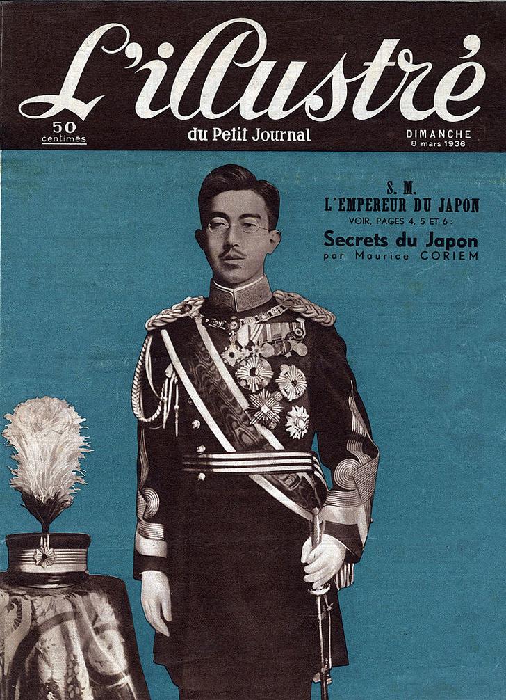 Фото №6 - «Изобилие и добродетель»: жизнь 124-го императора Японии Хирохито в 15 фотографиях