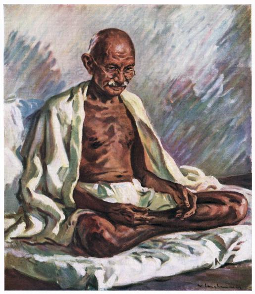 Фото №5 - 16 жизненных уроков, которым ты можешь научиться у Махатмы Ганди