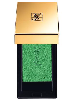 Фото №12 - How to: яркий макияж глаз от Yves Saint Laurent