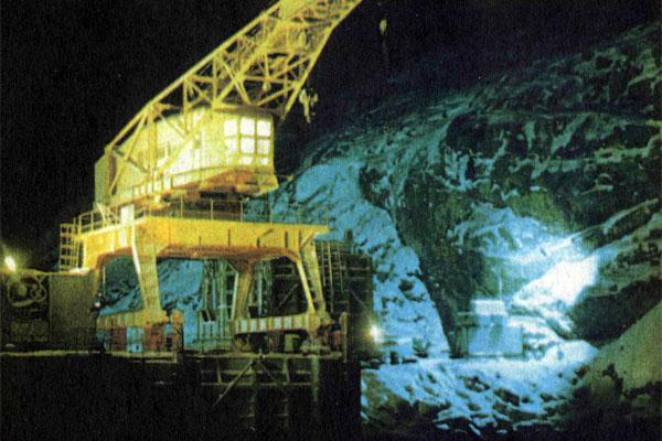 Фото №1 - Свет полярной ночи