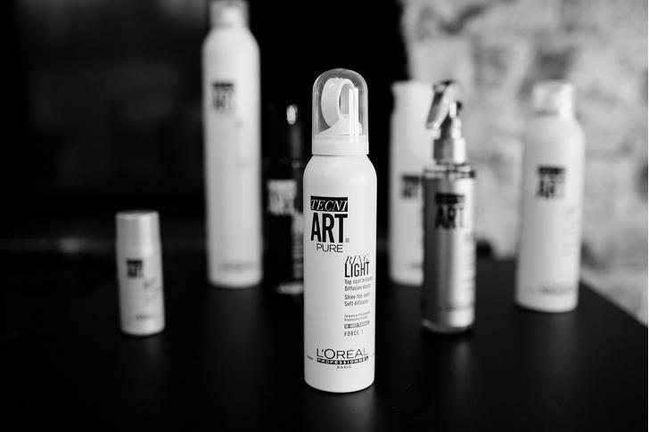Фото №1 - L'Oréal Professionnel перезапустил свои стайлинговые средства