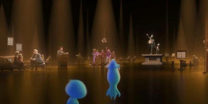 Фото №5 - 10 самых незаметных пасхалок из нового мультфильма «Душа»