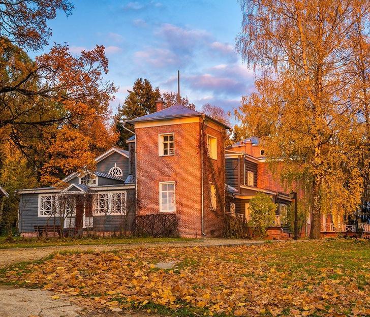 Фото №1 - Дом-легенда: усадьба Мураново