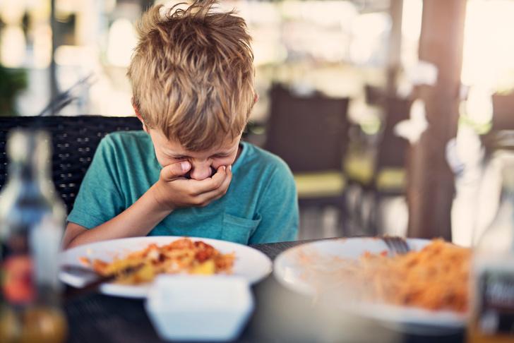 Ребенок после мононуклеоза