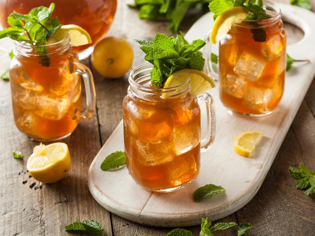 Фото №4 - Холодный чай: три освежающих рецепта