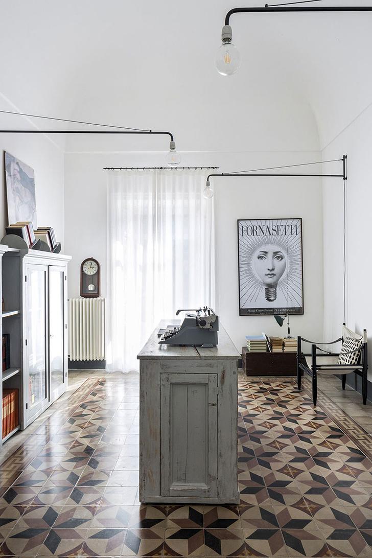 Фото №8 - Квартира в доме XIX века на Сицилии