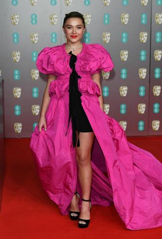 Фото №25 - BAFTA-2020: самые стильные звезды на ковровой дорожке церемонии