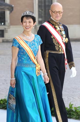 Фото №5 - Кто такая японская принцесса Хисако Такамадо (и почему она болеет за футбол)