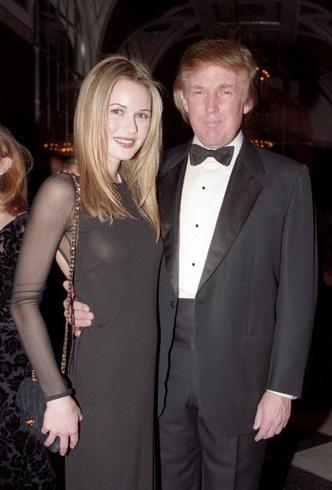 Фото №3 - Любовный треугольник: с кем встречался Дональд Трамп, когда познакомился с Меланией
