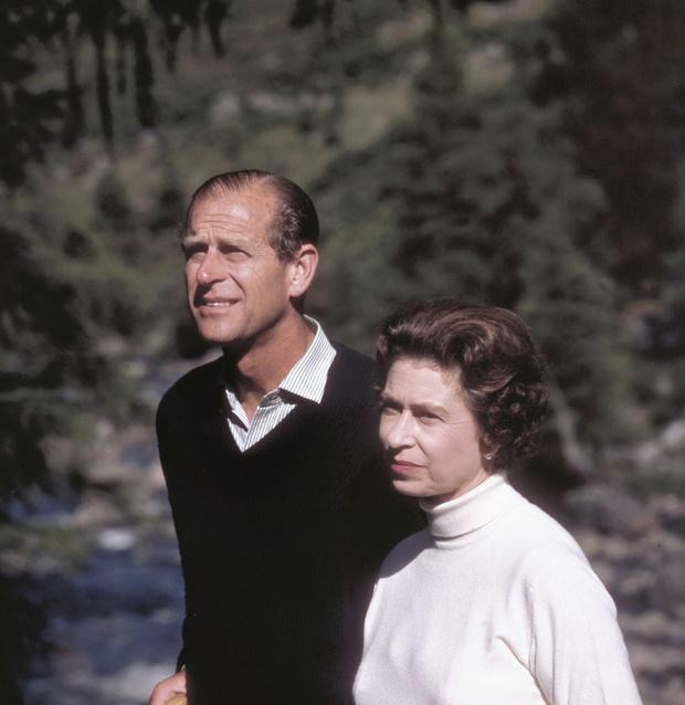 Фото №11 - 16 архивных фотографий в память о принце Филиппе