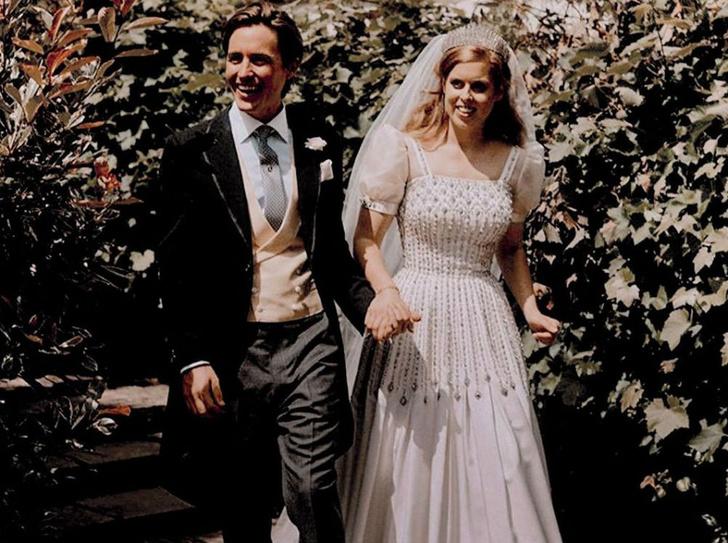 Фото №1 - Нетипичный выбор: как и где проводят медовый месяц Беатрис и Эдоардо