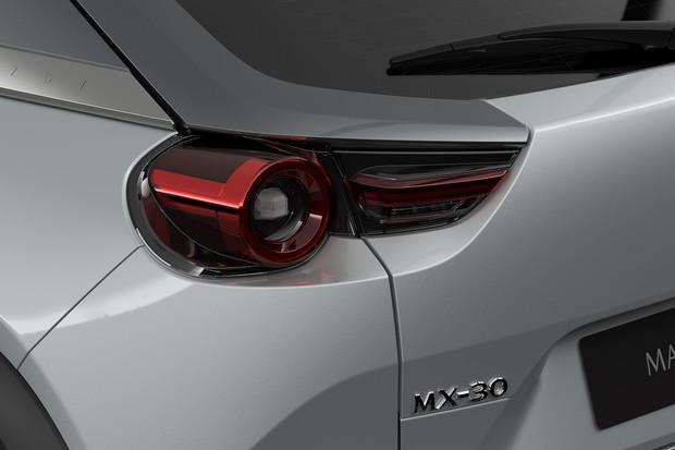 Фото №4 - Mazda MX-30: крыльями звеня