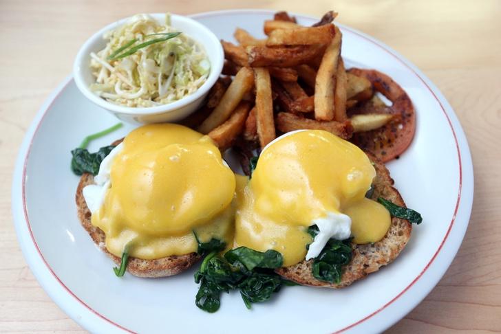Фото №5 - Начать утро правильно: 6 оригинальных рецептов блюд из яиц