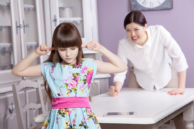 Как перестать кричать на ребенка советы психолога