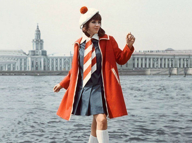 Фото №1 - Красные королевы: судьба самых ярких советских манекенщиц