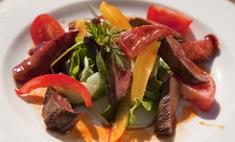 Рецепты вкусных салатов из маринованной печени