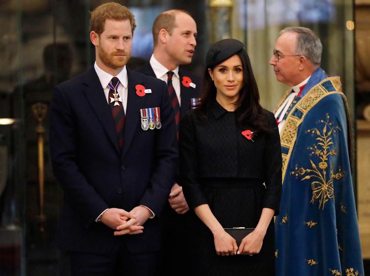 Фото №5 - Почему принц Гарри и Меган Маркл не стесняются обниматься на публике