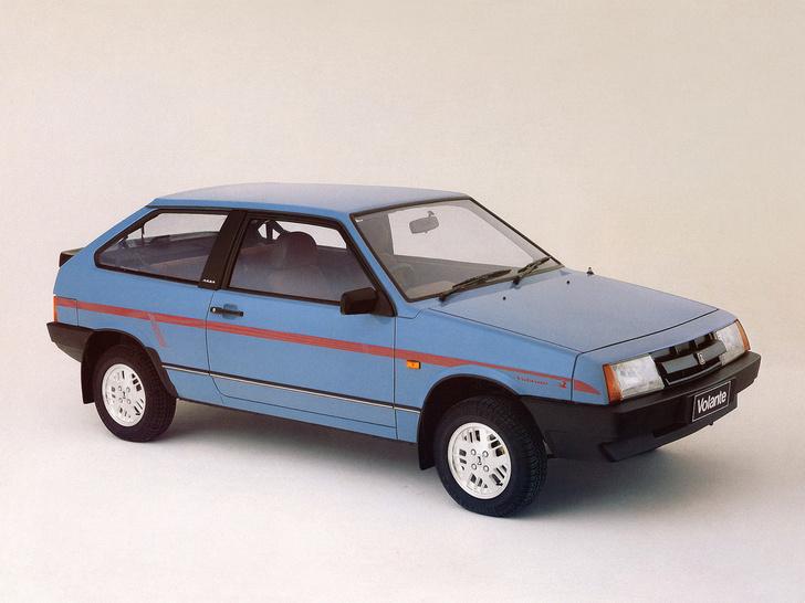 Фото №12 - Как назывались экспортные версии советских автомобилей