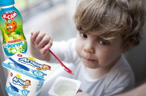 Фото №2 - Говорит и показывает «Агуша»: Почему стоит кормить малышей детским питанием?