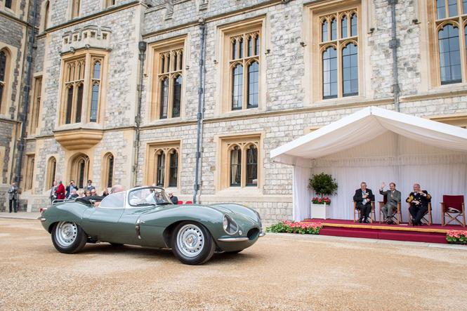 Фото №3 - Автомобили Jaguar на Королевском фестивале в Виндзоре