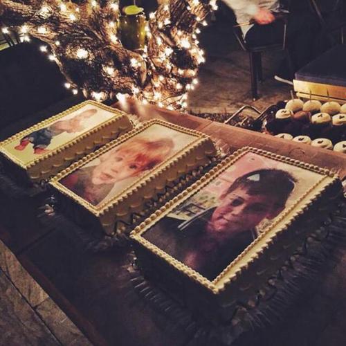 Праздничный торт Гарри