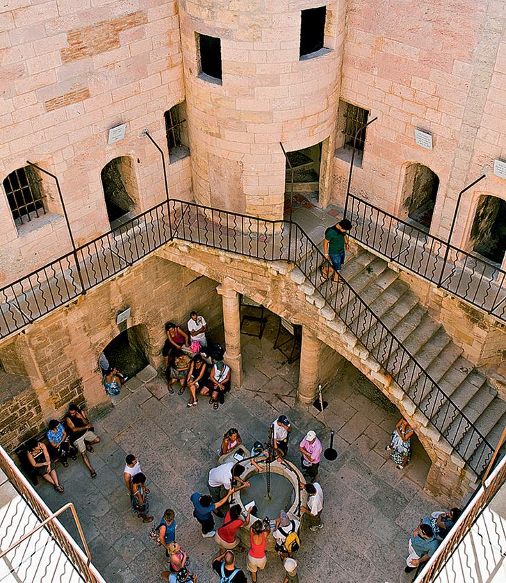 Фото №4 - Камерная жизнь замка Иф