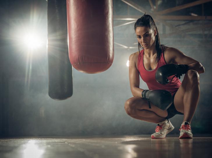 Фото №1 - Биться будем: бокс как новый вид женского фитнеса