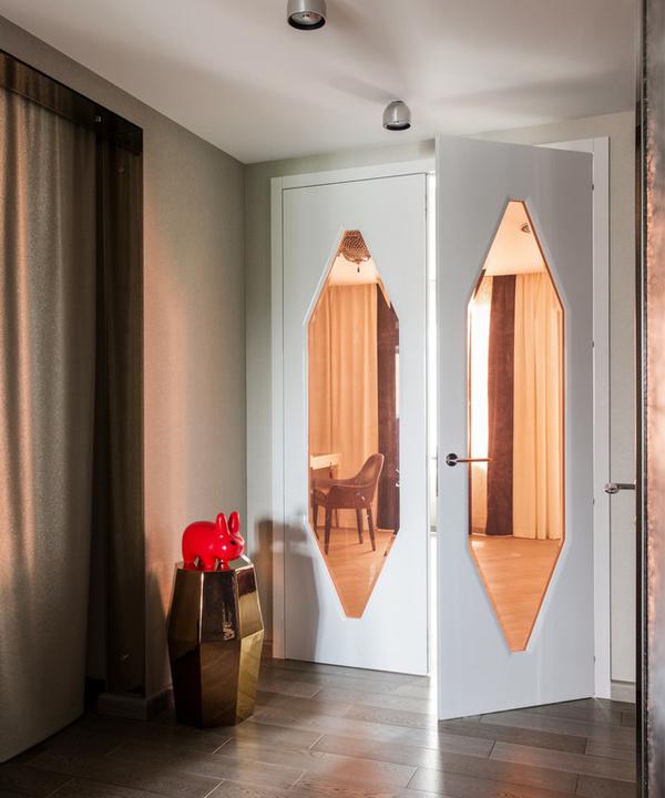 Стеклянные двери: 20+ вдохновляющих идей
