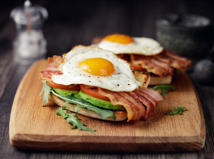 Фото №1 - Повод найдется: рецепты завтраков с яйцом