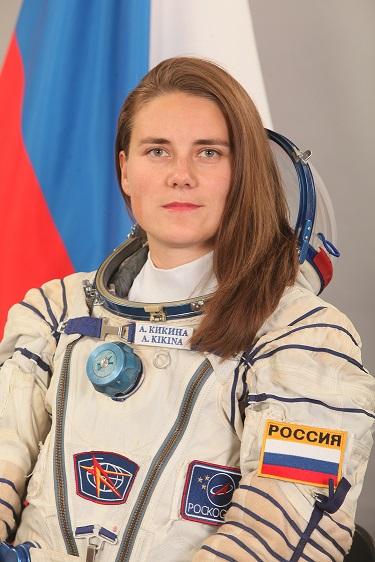 Фото №1 - Единственная женщина в отряде Роскосмоса может отправиться на орбиту через 2 года