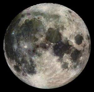 Фото №1 - Планету ждет ночь гигантской Луны