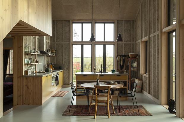 Фото №1 - Фермерский эко-дом в Кембриджшире