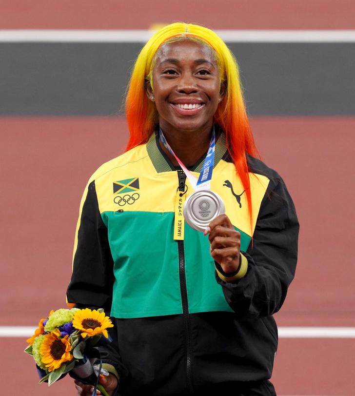 Фото №5 - Маникюр олимпийских чемпионок: 7 ярких идей