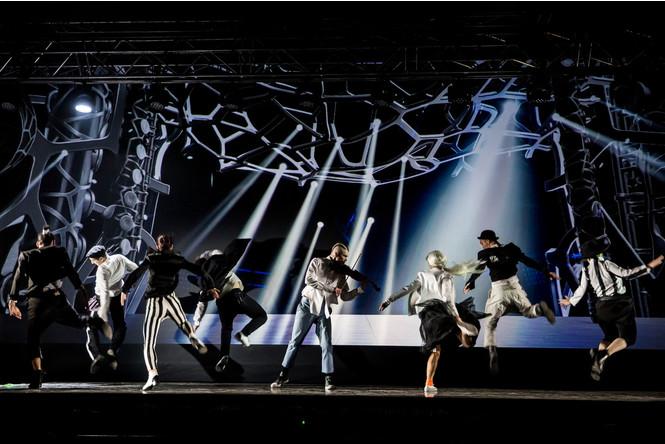 Фото №2 - Голограмма вместо декораций: премьера мюзикла «Саша|Alex»