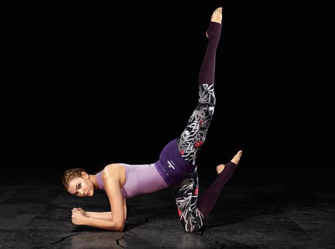 Фото №1 - Карли Клосс стала лицом коллекции Adidas by Stella McCartney