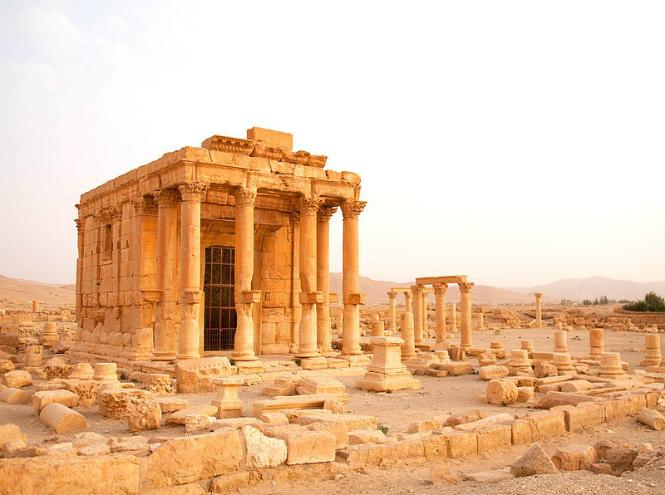 Фото №6 - 8 величайших памятников архитектуры, которых мы лишились в 2015 году