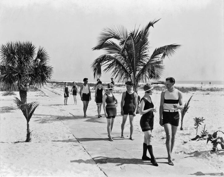 Фото №2 - 15 купальников, которые 100 лет назад считались развратными