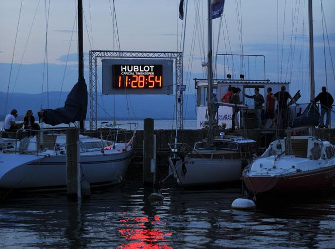 Фото №1 - Чем заняться в выходные: гонка Hublot Powerboat Trophy