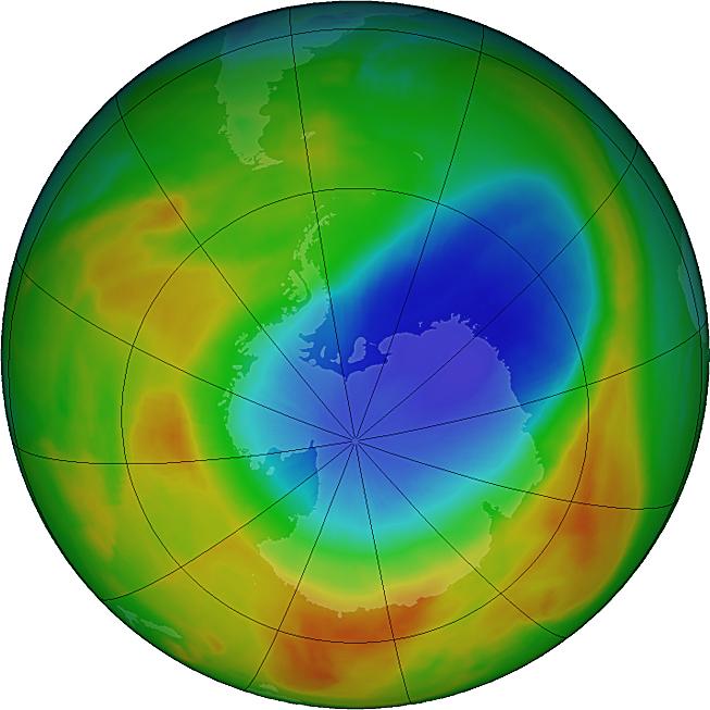Фото №1 - Почему бы озоновые дыры не заполнять «вручную»?