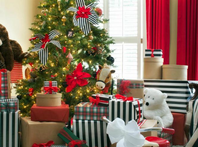 Фото №1 - Просто гениально: как подготовить дом к новогодней вечеринке