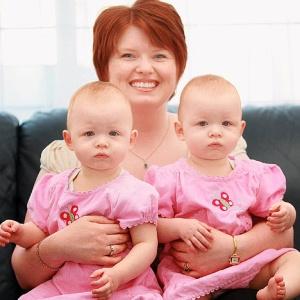 Фото №1 - Нерожденные близнецы вылечили рак