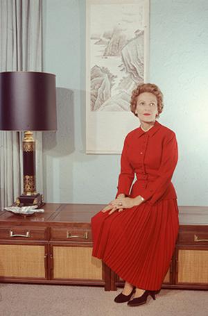 Фото №12 - От Жаклин Кеннеди до Мишель Обамы: 6 Первых леди США ирландского происхождения